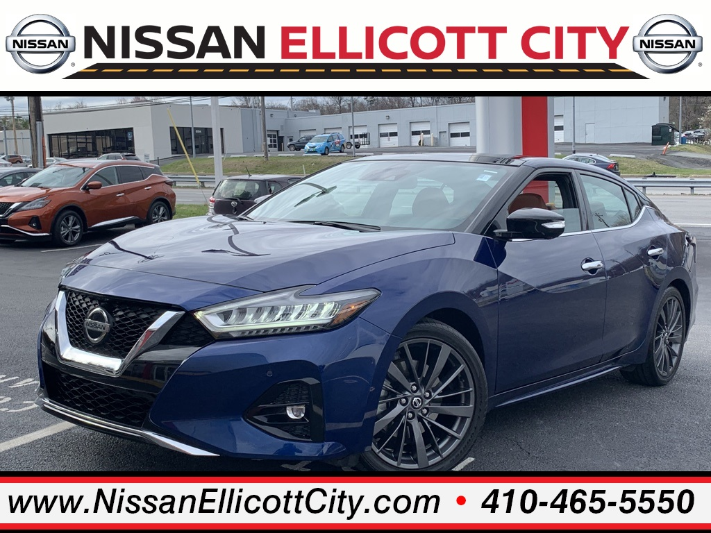 Used Nissan Maxima Ellicott City Md